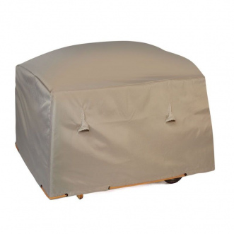 Housse pour barbecue - Taupe