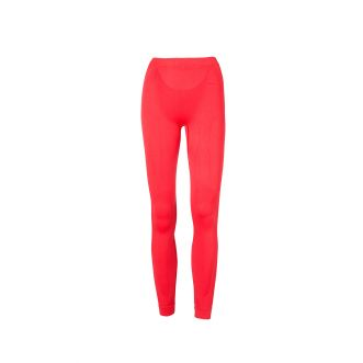 Caleçon long thermoactif - Rouge - Femme