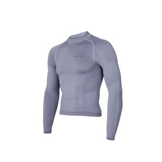 Maillot à manches longues thermoactif - Gris - Homme