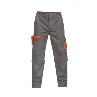 Pantalon SIGMA - Gris/Orange