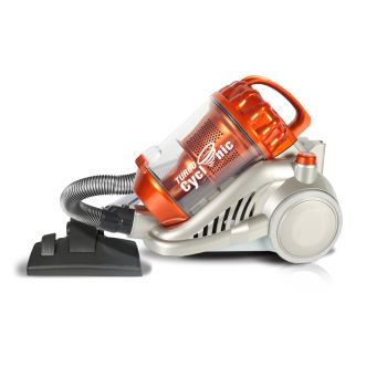 Aspirateur cyclonique 3,5L - 900W - Orange