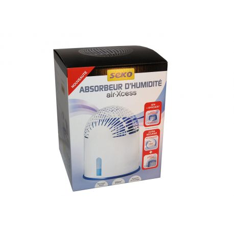 Absorbeur d 39 humidite air xcess 1 recharge parfum neutre - Absorbeur d humidite maison ...