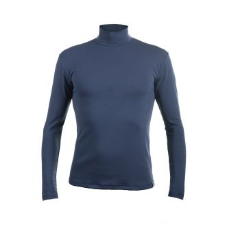 T-shirt Polyester thermoactif - Homme - Marine