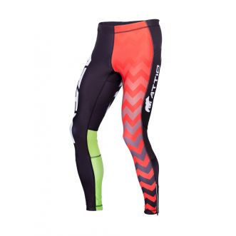 Legging thermoactif Polyester - Homme - Multicolore