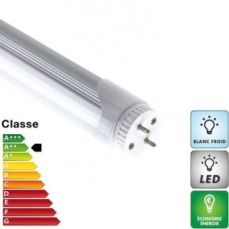 Tube LED T8 - 22W - Blanc froid