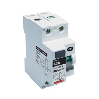 Inter diff 40A type AC