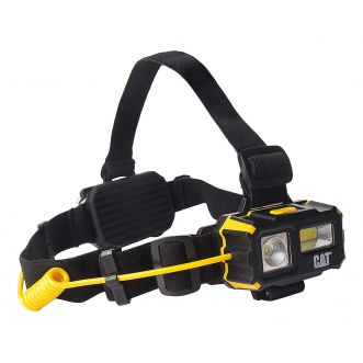 Lampe frontale LED 40m - 250 lm - 25W