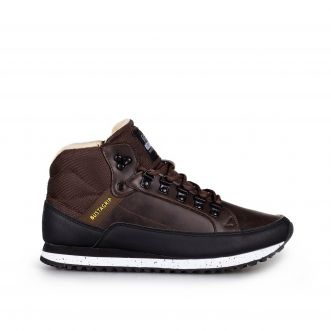 Chaussures FORESTER - Cuir - Marron