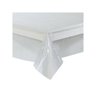 Nappe rectangle en PVC - Plusieurs dimensions disponibles