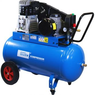 Compresseur 400 V – 10 bar – 400L/min – 100L
