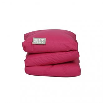 Pouf Double Fun - Fushia