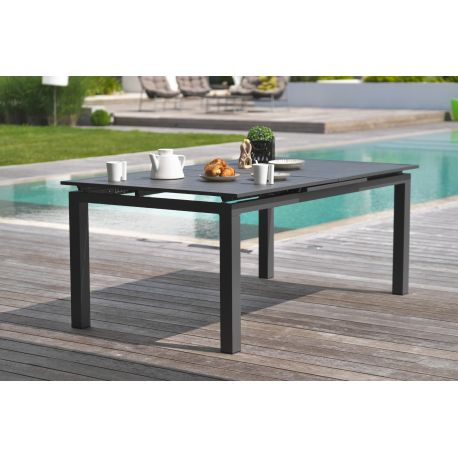 Table de jardin extensible 180-240 cm \