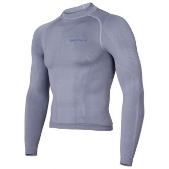 Maillot manches longues - Gris - Homme