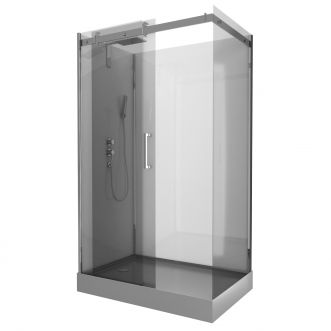 Cabine de douche Artech Rectangle - 80 x 120 cm
