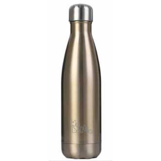 Bouteille 500 ml or