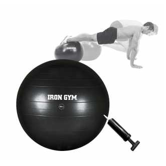 Ballon de fitness gonflable  - 55 cm