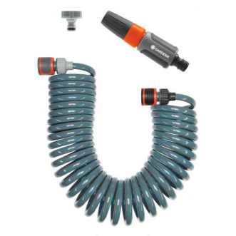 Kit flexible d'arrosage - 9 mm - 15 m