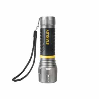 Lampe torche antidérapante softtouch - 350LUM