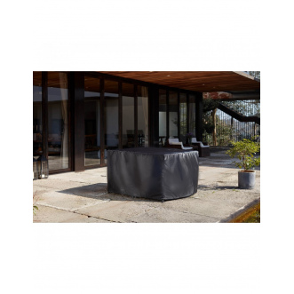 Housse de protection salon de jardin - 119 x 119 x 70cm - 4 places
