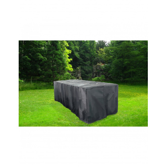Housse de protection salon de jardin - 155 x 94 x 68 cm - 6 places