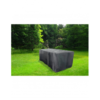 Housse de protection salon de jardin - 194 x 94 x 68 cm - 8 places