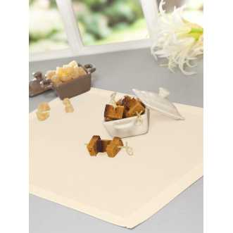 Set de Table - 45 x 30 cm - Blanc
