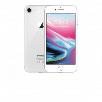 iPhone 8 64GB - Argent - Grade A
