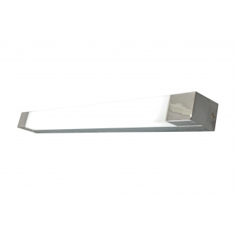 Luminaire - Applique murale - LED incluse - RIBERA - Chrome