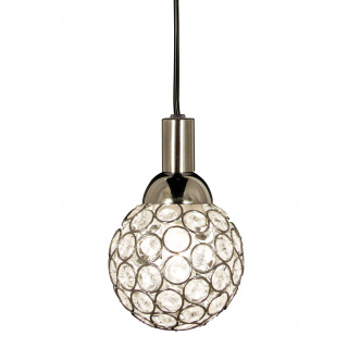 Luminaire - Plafonnier - JULIETTA - Chrome